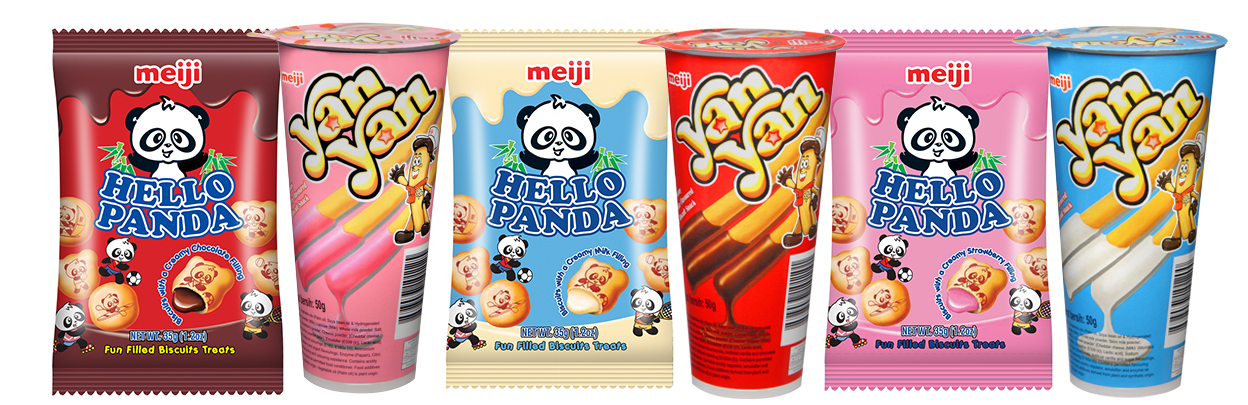 Meiji - CCFB Food and Beverage Distribution
